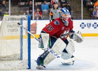 ECHL: Иван Кульбаков снова провёл шикарный матч за «Каламазу Уингс»