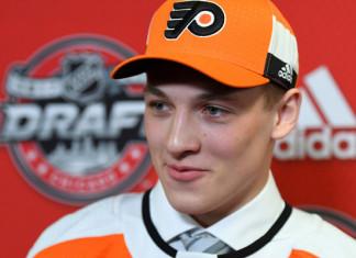 «БХ». Максим Сушко: Летом буду пробиваться в НХЛ. Никаких других планов нет