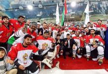 Сборная ОАЭ с белорусами в составе вышла в третий дивизион, благодаря скандалу со сборной Кыргызстана