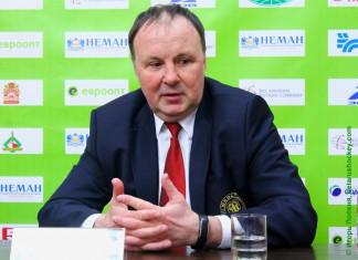 «БХ». Михаил Захаров: Сегодня для нас главными мотиваторами были гродненские болельщики