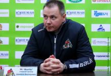 Дмитрий Шульга: Забивая четыре гола, вполне можно выиграть матч, но в обороне сыграли очень плохо