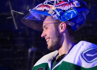 «БХ»: Белорусского вратаря после короткой побывки в АХЛ снова отправили в ECHL
