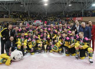 Экс-форварды «Немана» и бывший голкипер «Шахтёра» стали обладателями бронзовых медалей чемпионата Польши