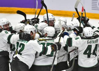 Чемпионат Казахстана: Два белоруса стали чемпионами в составе «Бейбарыса»