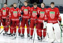 Видео: «Овертайм» посетил тренировку юниорской сборной Беларуси
