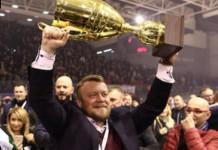 Андрей Гусов второй год подряд привёл ГКС «Тыхи» к золоту чемпионата Польши