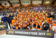 Чемпионом Норвегии спустя семнадцать лет стал клуб «Фрискер Аскерс»