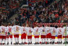ЧМ-2019 (1А): В расширенном составе сборной Беларуси – 36 человек
