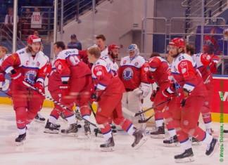 В товарищеских матчах против сборной Украины за «Юность» не сыграют несколько хоккеистов