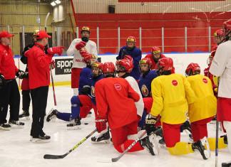 «БХ». Роман Аниськович: Сборная Беларуси (U-18) может удивить хоккейный мир