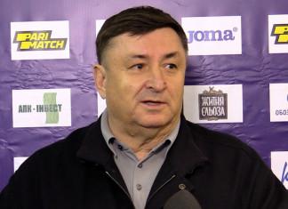 Анатолий Брезвин: Впереди у сборной Украины два контрольных поединка в Беларуси
