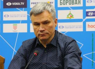Андрей Сидоренко: Наигрывали Коробова в паре с Бэйленом. Не хотелось бы потерять эту связку