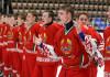Сборная Беларуси повторила своё лучшее достижение в истории ЮЧМ