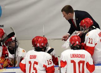 Владимир Филатов: Попросили ребят сразу забыть игру с белорусами