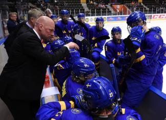 ЮЧМ-2019: Сборная Швеции одолела Канаду и сыграет в финале с Россией