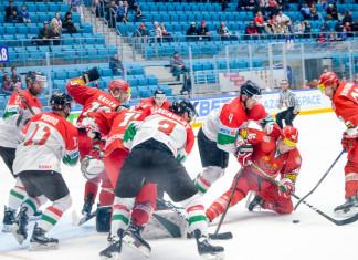 Бенце Штипшиц: Не смогли конвертировать преимущество в начале матча с белорусами