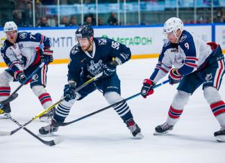 КХЛ: Белорусский форвард «Адмирала» вышел на рынок свободных агентов