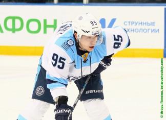 КХЛ: «Сибирь» подписала новый контракт с белорусским защитником