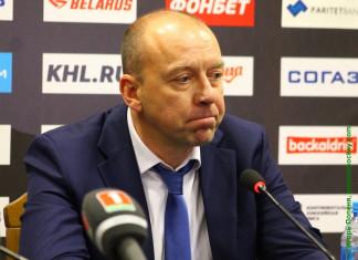 Андрей Скабелка: Понравилась команды Литвы. Видели их с белорусами