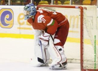 ЧМ-2019: Сборная Беларуси определилась с вратарем на матч против Словении
