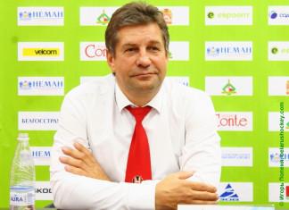 Сергей Пушков остается в «Немане»