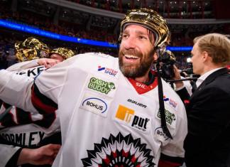 Чемпионат Швеции: «Фрелунда» в пятый раз в истории стала чемпионом страны