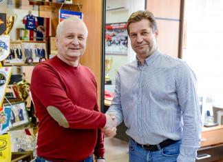 ЧБ: Сергей Пушков официально продлил контракт с «Неманом»