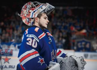 НХЛ: Российский вратарь сменил СКА на «Нью-Йорк Рейнджерс»