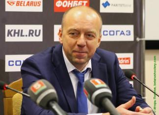 Андрей Скабелка: Очень здорово у Беларуси сыграл вратарь. Рад, что такой появился