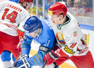 Алихан Асетов: Беларусь - команда очень опытная. Они бились и боролись до конца