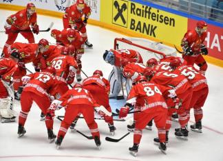 Сборная Беларуси завершила ЧМ-2019 поражением от Южной Кореи