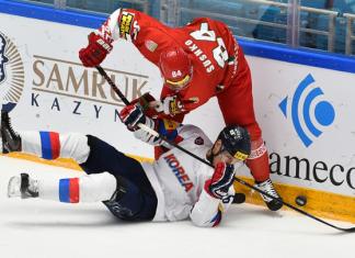 Видео: Сборная Беларуси завершила ЧМ-2019 поражением от Южной Кореи