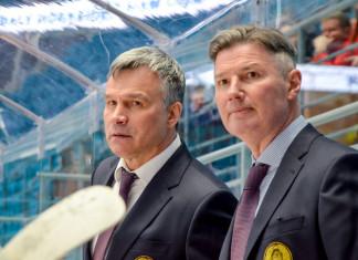 Андрей Сидоренко: Эмоций нашей команде хватило только на первый период, но главное, что выполнили задачу