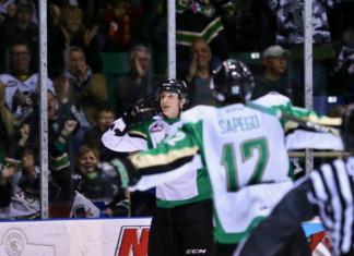 WHL: Результативная игра Протаса и Сапего помогла «Принц Альберту» выйти вперед в финальной серии
