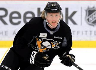 НХЛ: Форвард сборной Словении подписал контракт с «Питтсбургом»