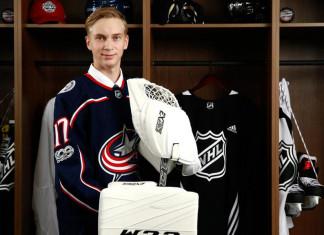 НХЛ: Российский вратарь сменил «Салават» на «Коламбус»