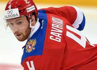Владислав Гавриков: Перед матчем сильно хотелось спать