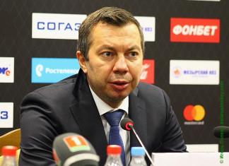 Илья Воробьев: С Сергачёвым всё в порядке, давайте не будем возносить команду