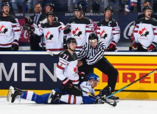 ЧМ-2019: Канада в матче триллере одолела Словакию, Швеция разгромила Норвегию