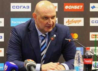 Алексей Шевченко: Вчерашние изменения у «зубров» оставляют шансы на то, что сезон не будет таким уж позорным
