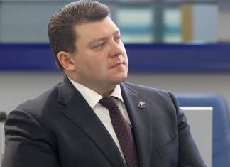 Михаил Захаров: Дмитрию Лукашенко интересно возглавить хоккейную лигу