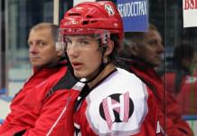 Белорусский хоккеист провел мастер-класс на Украине