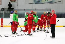 Три хоккеиста покинули кэмп молодежной сборной Беларуси