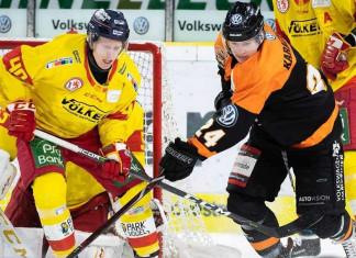 Европа: Белорусский хоккеист продолжит выступать в Германии