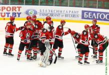 Экстралига А: «Неман» продлил контракты с десятью хоккеистами
