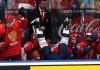 Видео: Александр Овечкин отметился эпичным силовым приемом в четвертьфинале