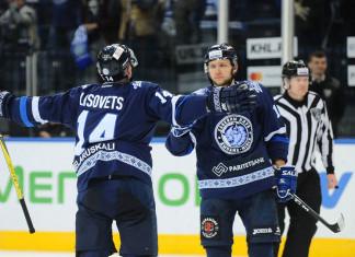 КХЛ: Хенкель может сыграть против Лисовца в Давосе