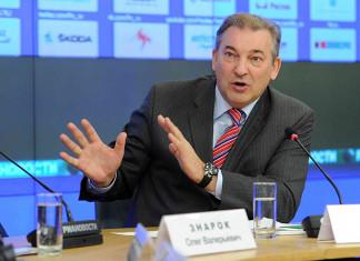 Владислав Третьяк: Со следующего года чемпионаты мира будут проходить на площадках североамериканского размера