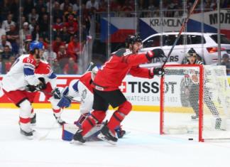 ЧМ-2019: Сборная Канады не оставила шансов Чехии и вышла в финал