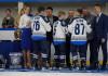 Детский хоккей: Торжественная линейка БФСО «Динамо» прошла в Ледовом дворце в Минске